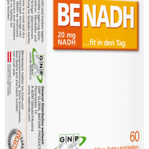 BE NADH Vitality GNP Products