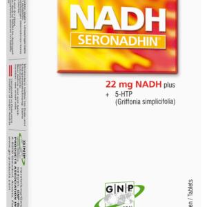 NADH Seronadhin macht glücklich und hilft beim positiv denken