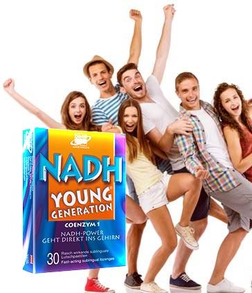 Nadh Young Generation für Jugendliche
