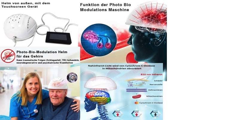 photo bio modulation helm